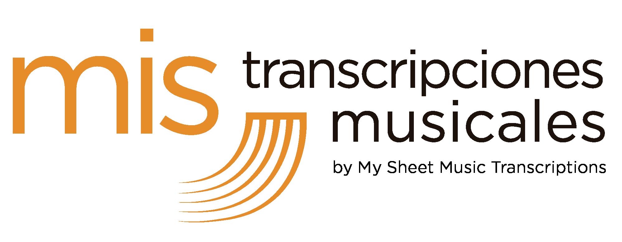 Servicio de transcripción de partituras